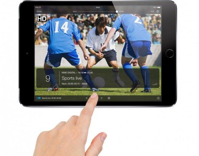 Geniatech EyeTV Netstream 4Sat DVB-S2 Network Tuner for TV, Mac, PC, iOS  and Android