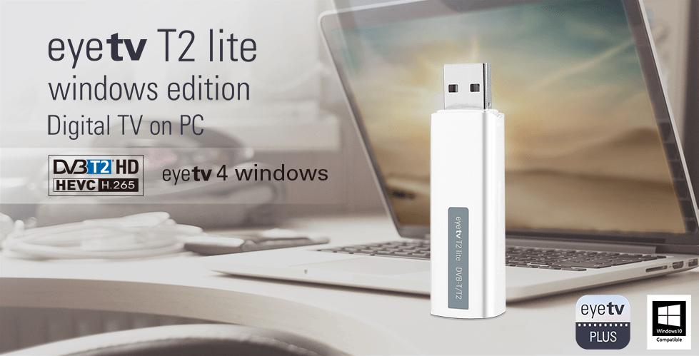 eyetv T2 lite Windows Edition
