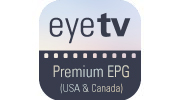 eyetv Premium EPG Service (USA & Canada) [12 months] [NA] Dropdown Image