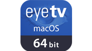 eyetv 4 (64-bit) macOS Dropdown Image